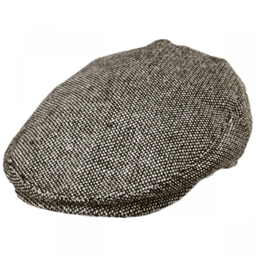 ea8e8070f1daf Jaxon Hats Marl Tweed Wool Blend Ivy Cap Ivy Caps