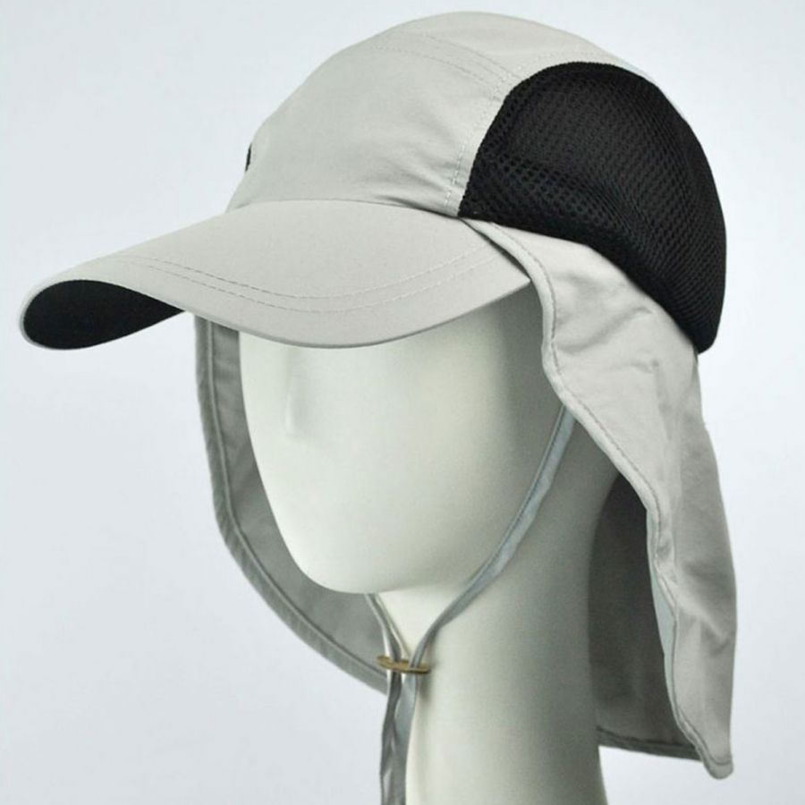 Juniper UV Protection Neck Flap Baseball Cap All Baseball Caps e527b872d21
