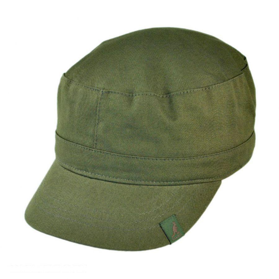 kangol cotton adjustable army cap cadet caps. Black Bedroom Furniture Sets. Home Design Ideas