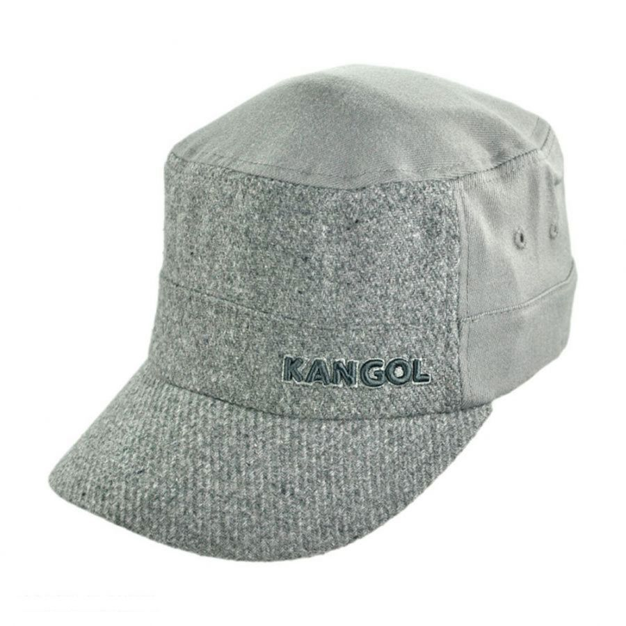 Textured Wool Army Cadet Cap alternate view 14 · Kangol 2828ca02a19