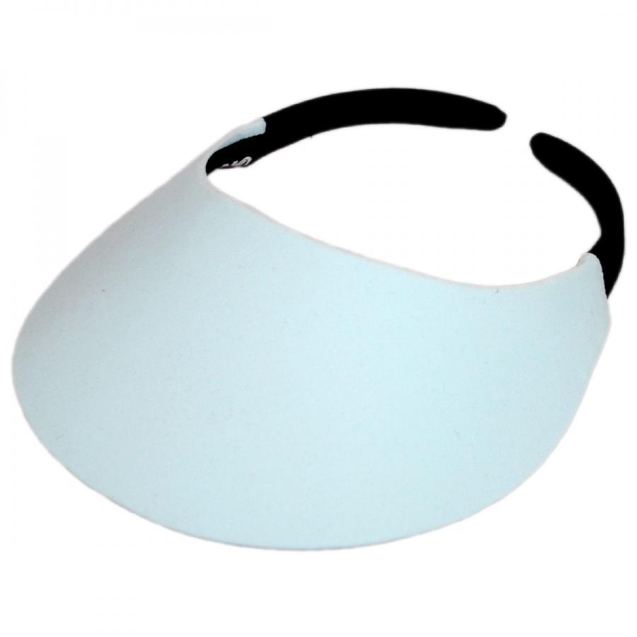 aa11856b1c6 No Headache Solid Midsize Visor Visors