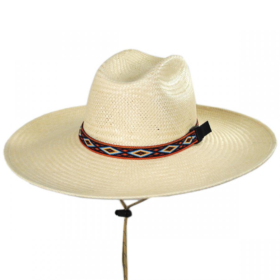 Riverz By San Francisco Hat Company Utah Lifeguard Straw
