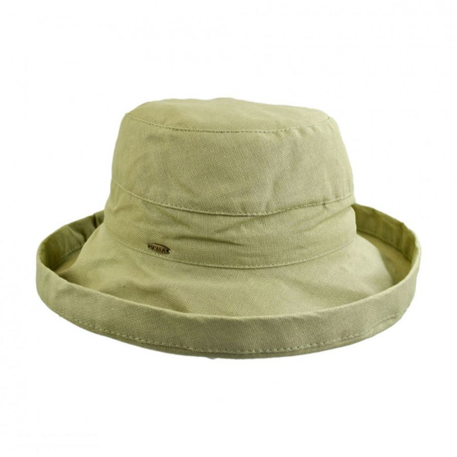 Scala Lahaina Cotton Sun Hat Sun Protection 4d4621ced7
