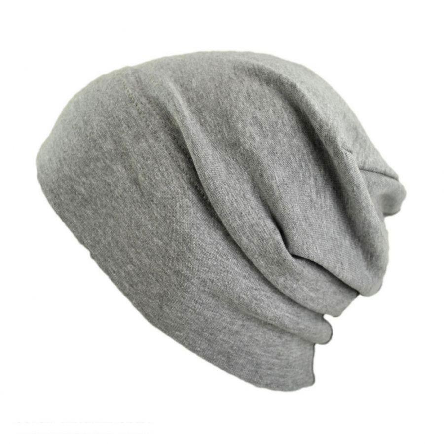 3ab720ae372 Slumbercap Slouchy Cotton Beanie Hat Beanies