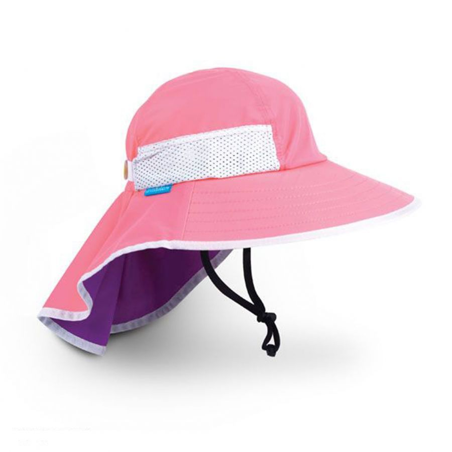 Stylish kids hats for camping are perfect for those sunny camping days out on a hike or chilly nights. Add a kids' backpack with multiple compartments perfect for hiking snacks or kids accessories like insulated kids.
