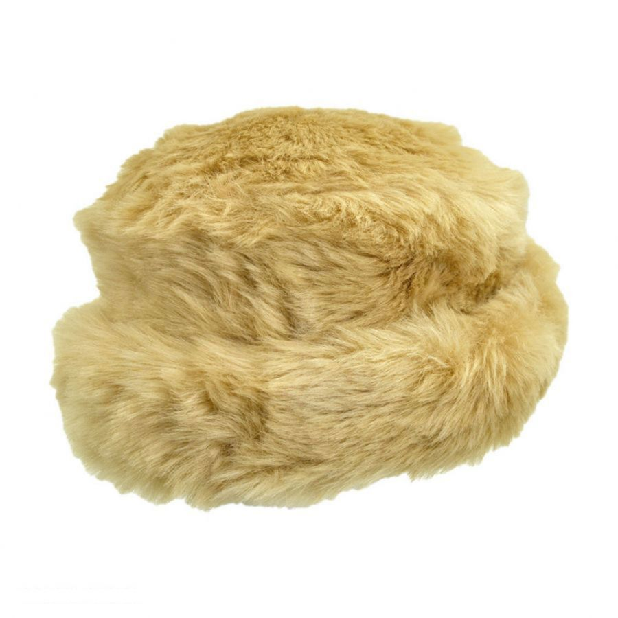sur la tete Dakota Bretton Faux Fur Hat Women s Cold Weather Hats acd11ba3939