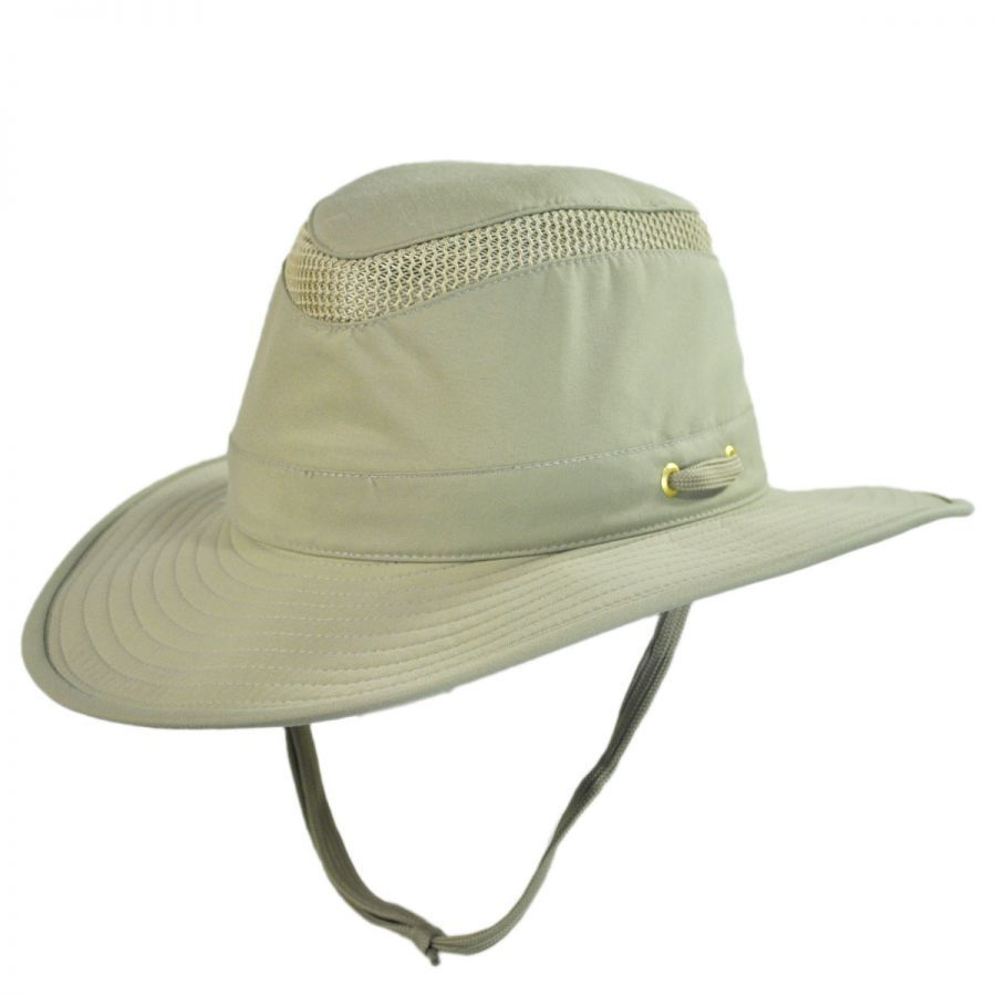 Tilley Endurables LTM6 Airflo Hat - Khaki Olive Sun Protection b2a8914db18