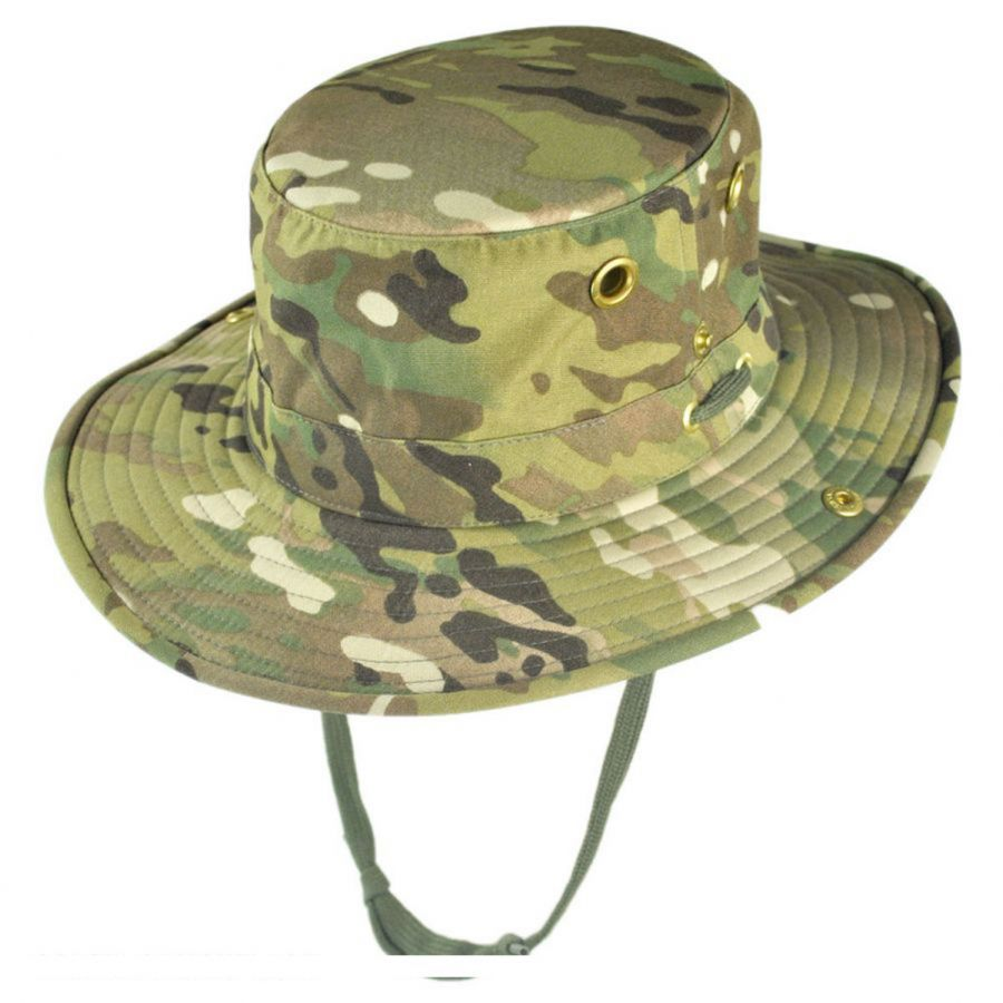 Tilley Endurables LT3C Snap Up Camo Hat Sun Protection 2f99d3e4d39
