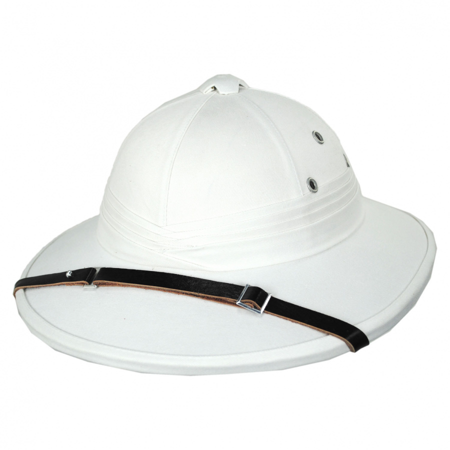 French Pith Helmet alternate view 5. Village Hat Shop d7aafdc326e4
