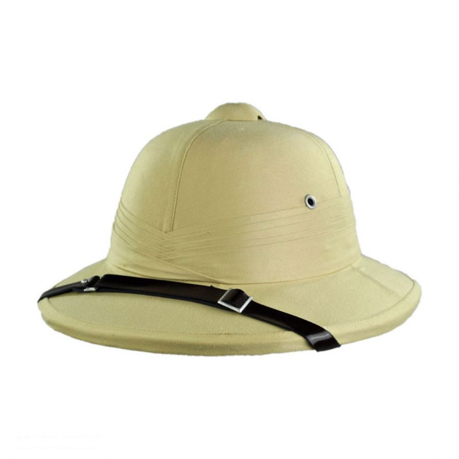 Village Hat Shop Indian Pith Helmet Pith Helmets 008364ca2da
