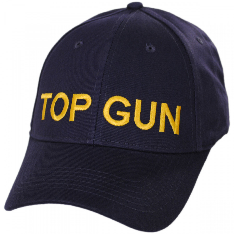 Village Hat Shop Top Gun Adjustable Baseball Cap All Baseball Caps d12e89b41f0