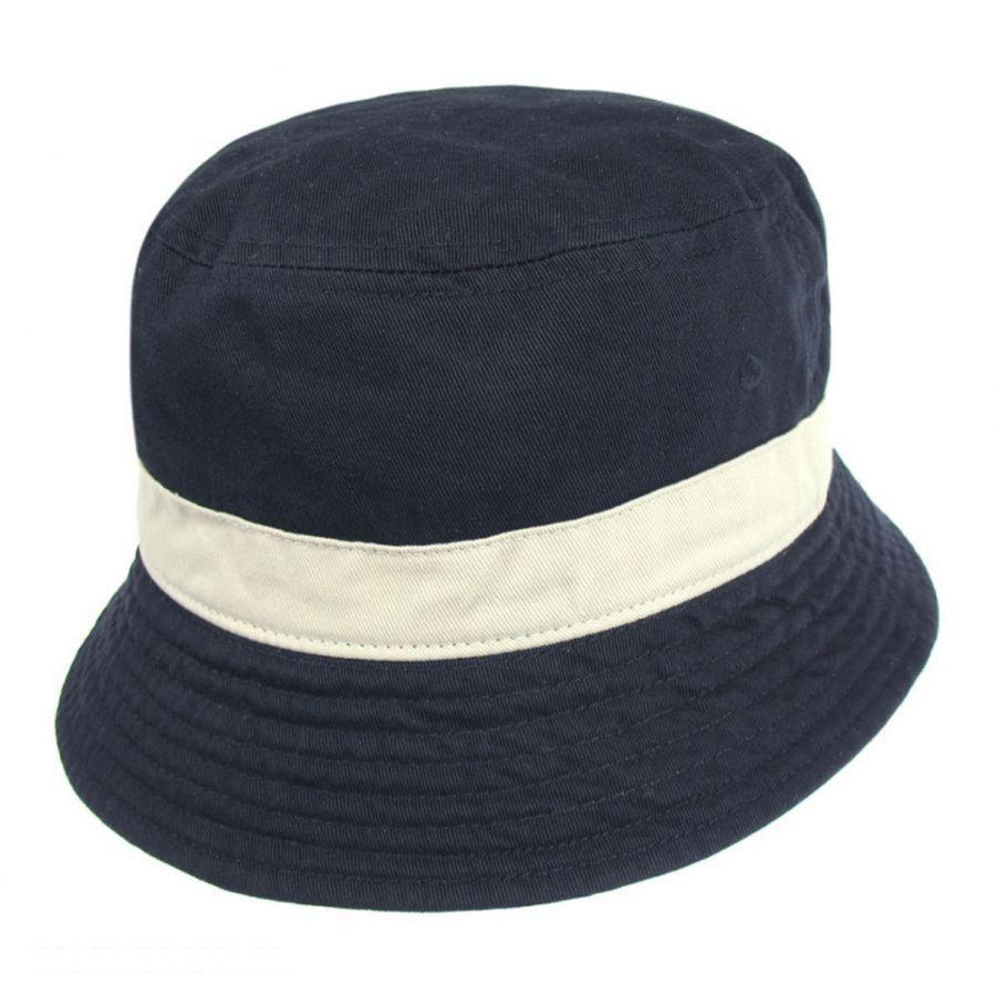 Village Hat Shop Two Tone Bucket Hat Bucket Hats