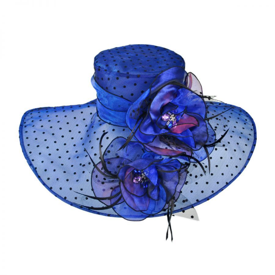 Something special alyssa edwards boater hat dress hats - Something special ...