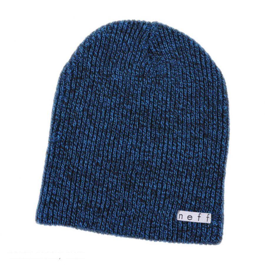 3f088dc829a Daily Heather Knit Beanie Hat alternate view 1
