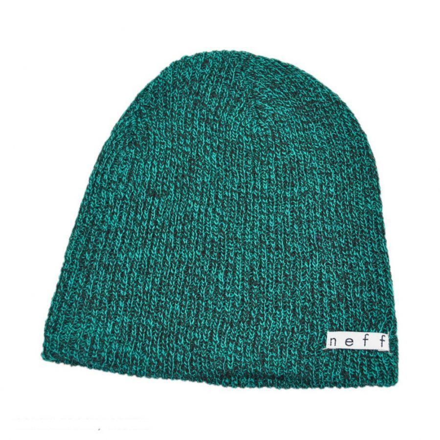 Daily Heather Knit Beanie Hat alternate view 4 4043ff09835