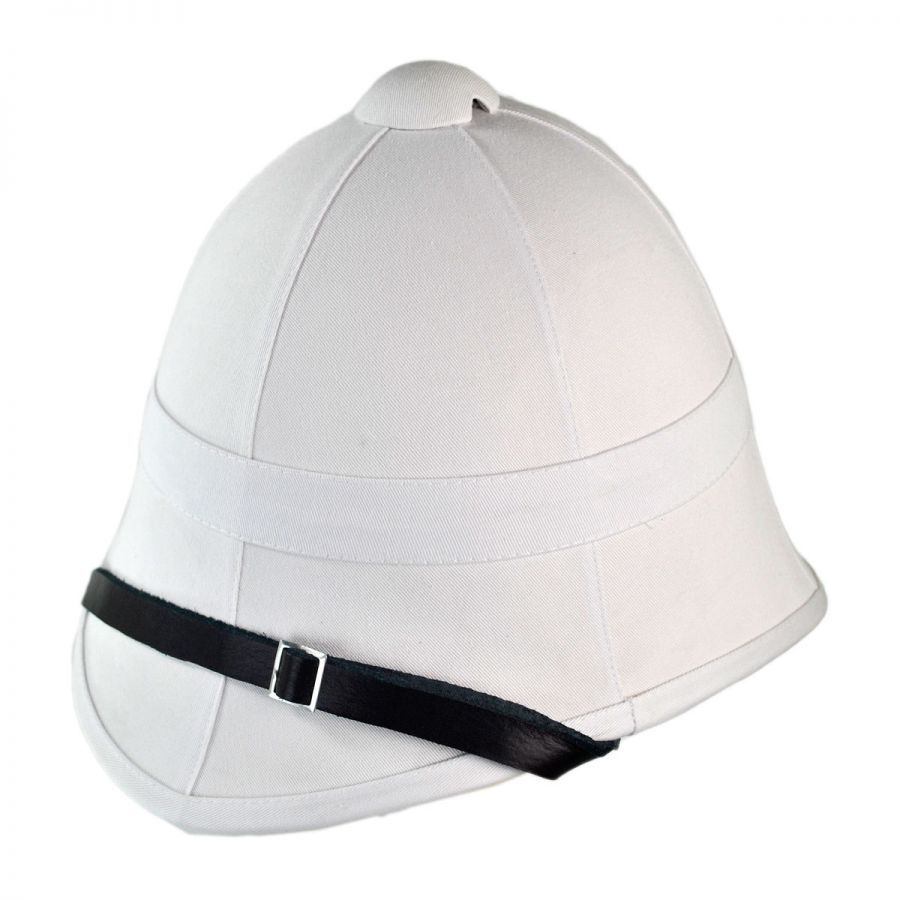 Village Hat Shop British Foreign Service Zulu War Pith Helmet Pith ... 75e4cb80956
