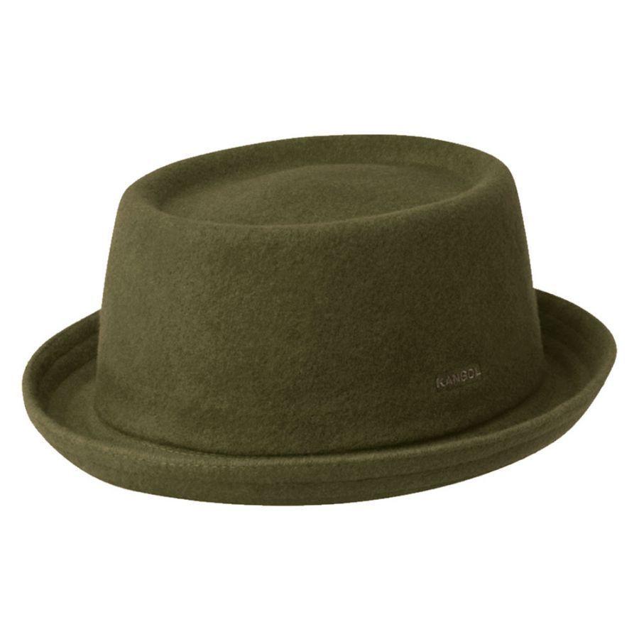 d40b7cc6272 Kangol Wool Mowbray Pork Pie Hat Pork Pie Hats