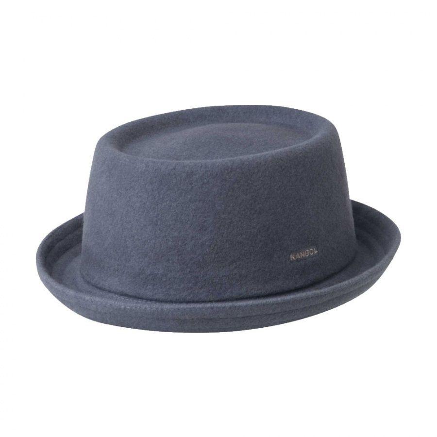 Kangol Wool Mowbray Pork Pie Hat Pork Pie Hats 6e3705358f1