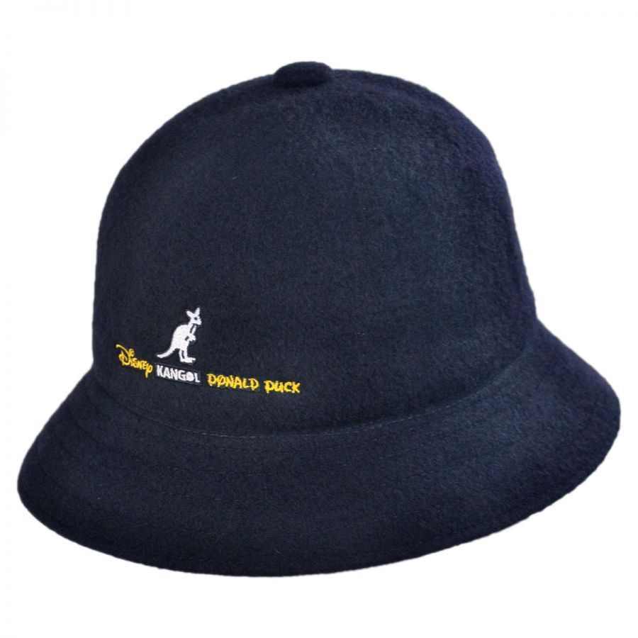 Kangol Disney Casual Wool Bucket Hat Bucket Hats