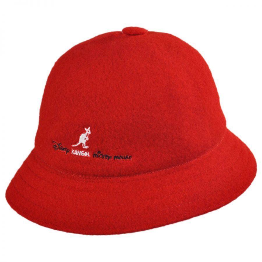 Kangol Disney Casual Bucket Hat Bucket Hats