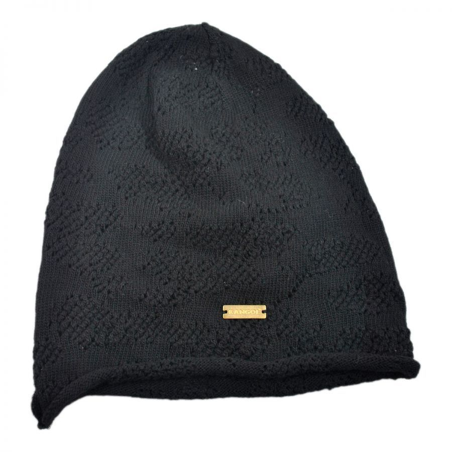 Kangol Comfort Knit Pull On Beanie Hat Beanies