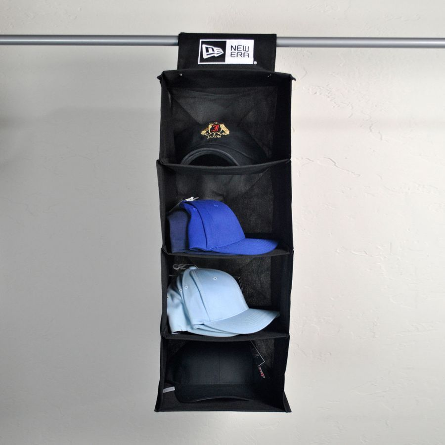 new era cap storage system storage