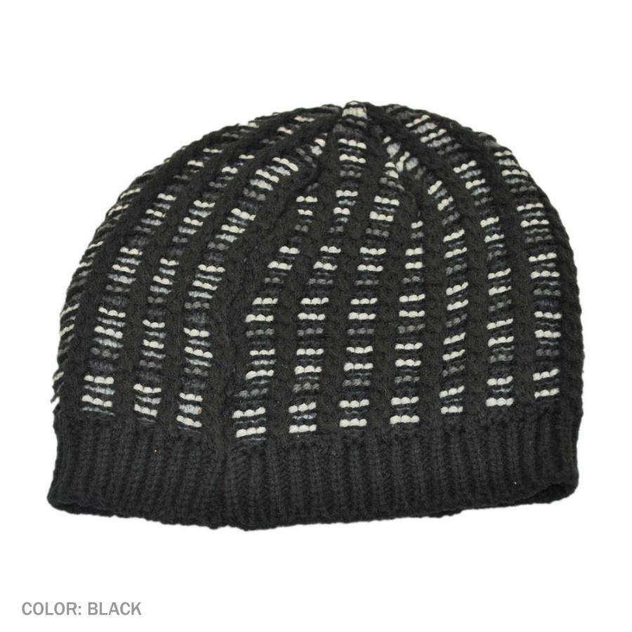 B2B Jaxon Eastside Beanie Hat (Black) · Enlarge Image 5fba5329004