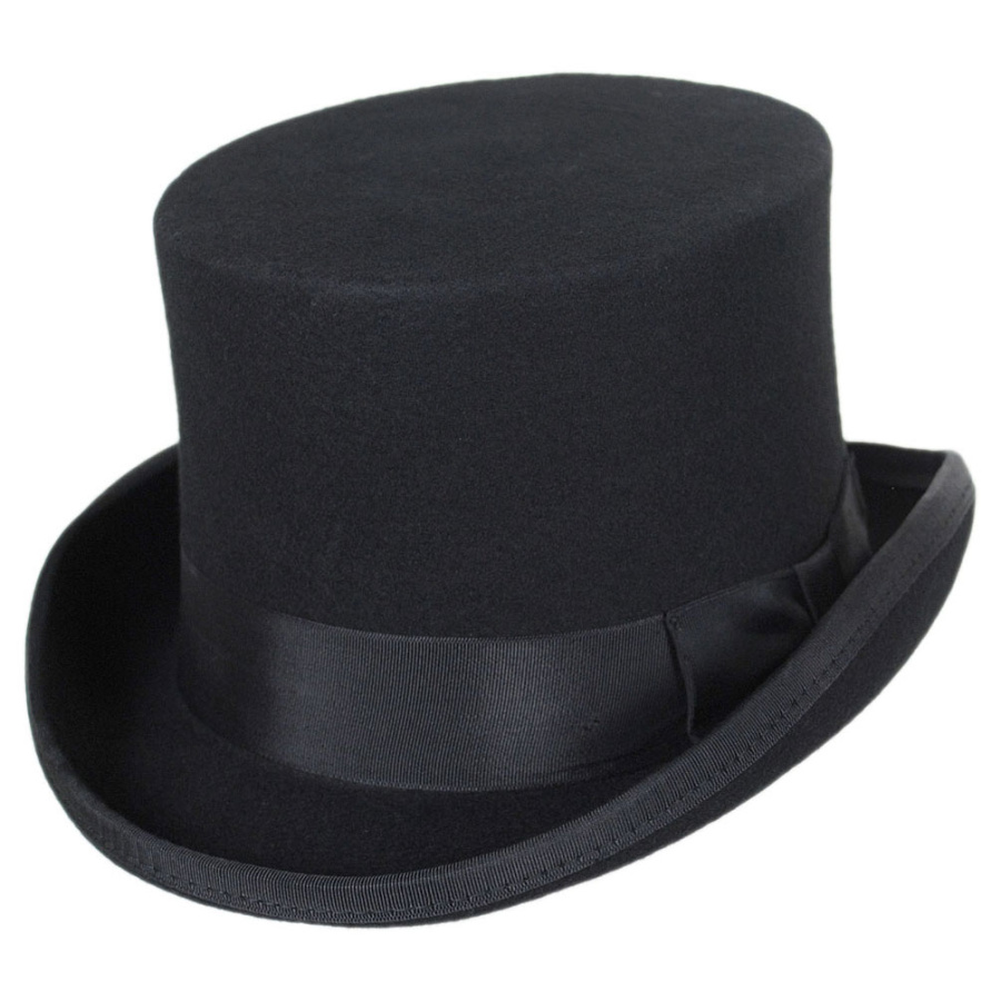 B2B Jaxon Mid Crown Top Hat Top Hats a982bb559e8