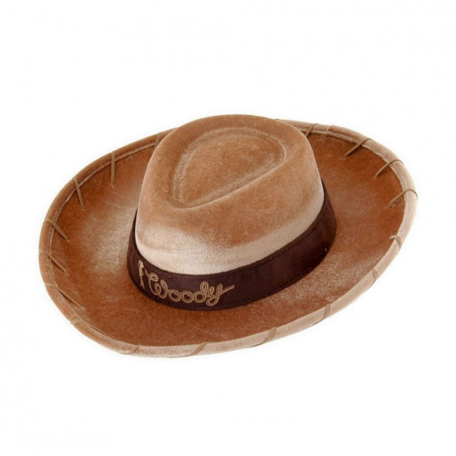 Disney Toy Story Woody Cowboy Hat Novelty Hats - View All 47b450bd495
