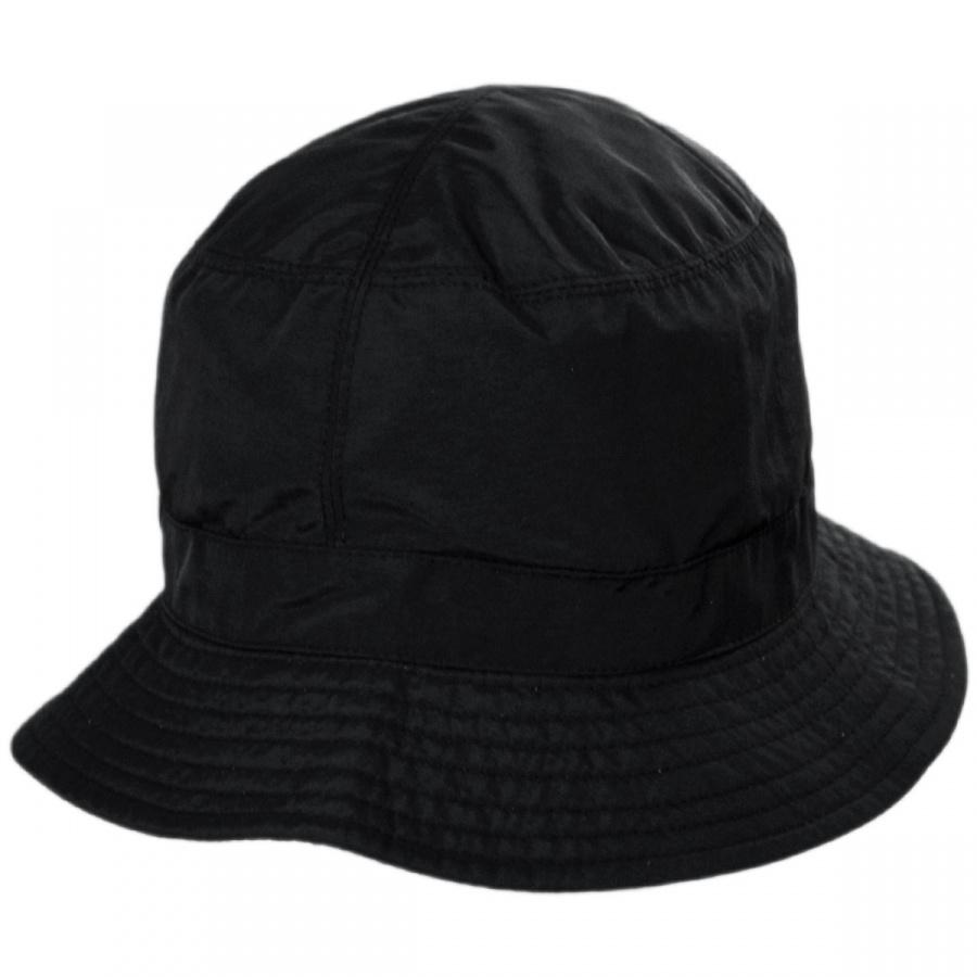 63ca4d5303c44 sur la tete Nylon Rain Bucket Hat Rain Hats