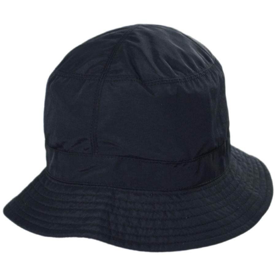 sur la tete Nylon Rain Bucket Hat Rain Hats d472add04b6