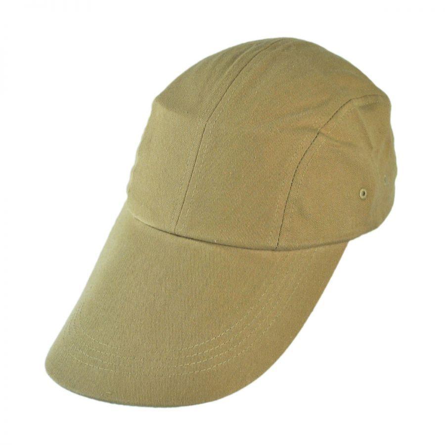 Village Hat Shop VHS Long Bill Adjustable Baseball Cap All Baseball Caps abf93ba836f