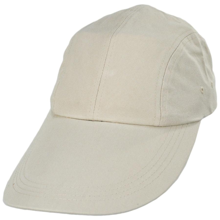 Village Hat Shop VHS Long Bill Adjustable Baseball Cap All Baseball Caps 97340d8d58f