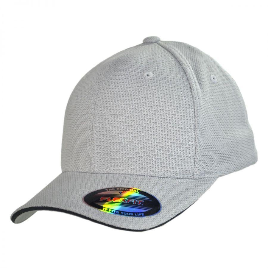 flexfit flexfit mid propique mesh baseball cap all