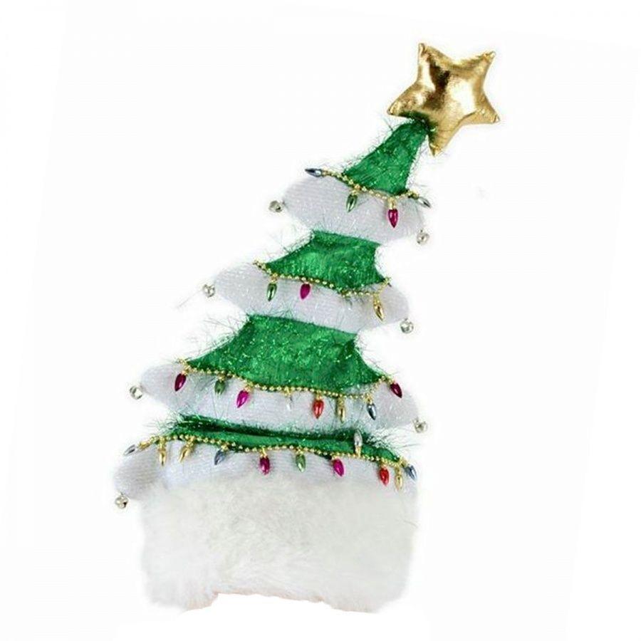 Christmas Tree Hats: Elope Oh! Christmas Tree Hat Novelty Hats