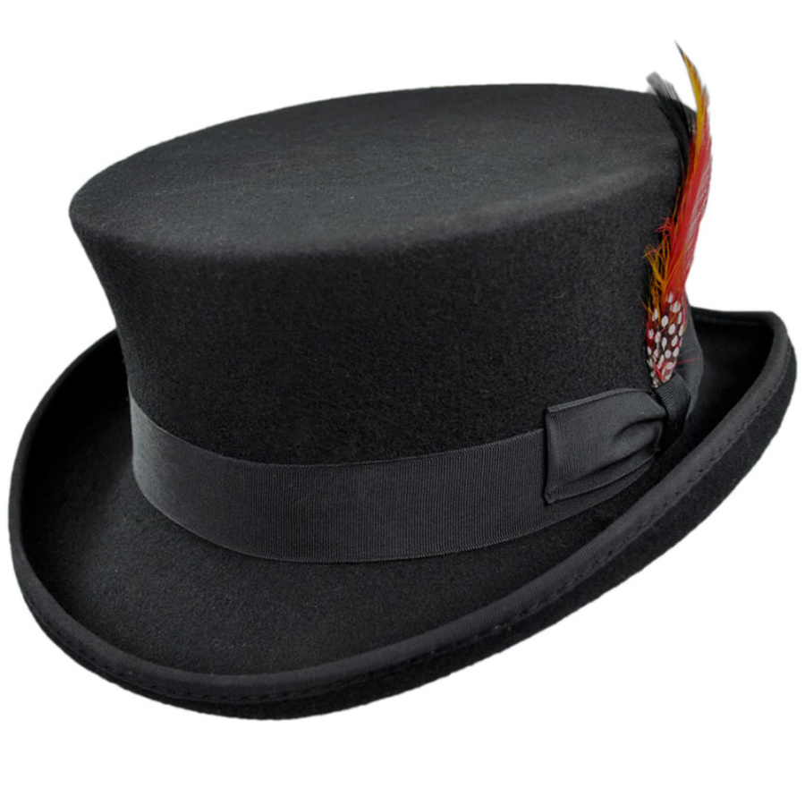B2B Jaxon Deadman Top Hat alternate view 1 17cd50d91b9
