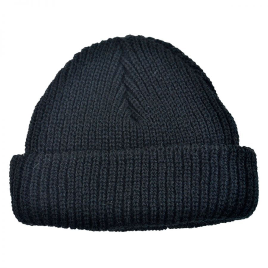 Finally, simple and plain beanies for your kids. They don't have to wear your beanie and have their whole head covered up. Kids Short is constructed out of 1 panel of fine, tight knit acrylic, and double layered for extra insulation, you are ensured a smooth, slim fit with this seamless design.