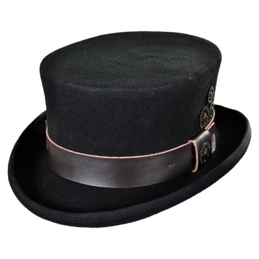 Top hat clothing store