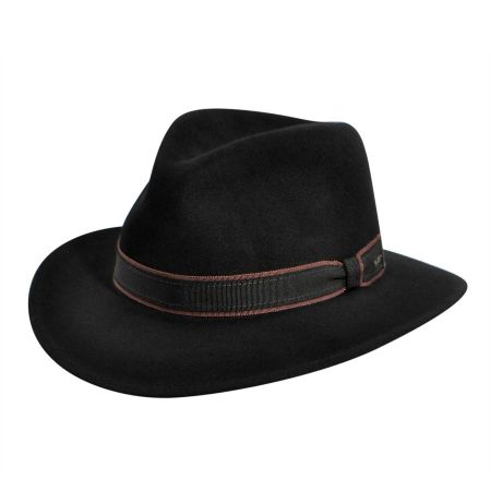 Bailey Artis Lanolux Fedora Hat