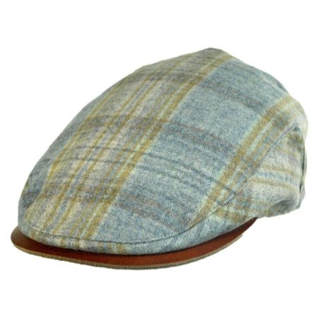Bailey Sheldon Plaid Ivy Cap