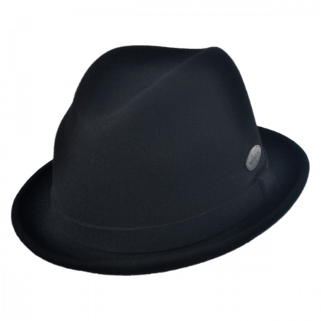 Kangol Wool LiteFelt Player Fedora Hat
