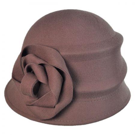 Alexandrite Cloche Hat