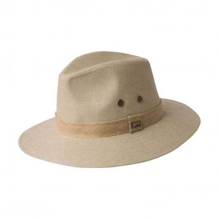 Bodmer Safari Fedora Hat