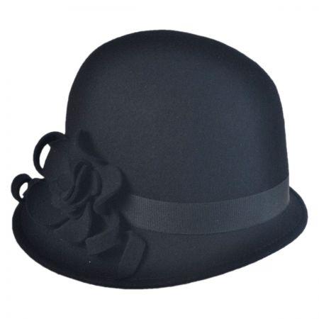 Betmar Gaile Cloche Hat