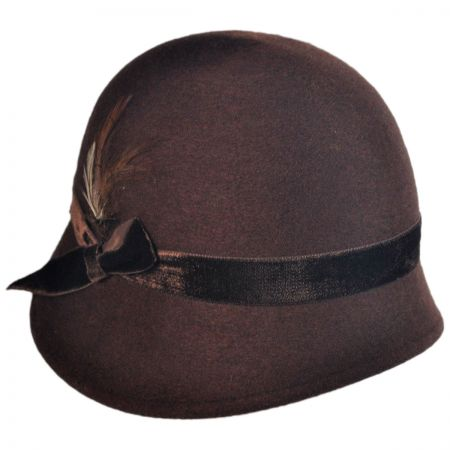 Betmar Madri Cloche Hat