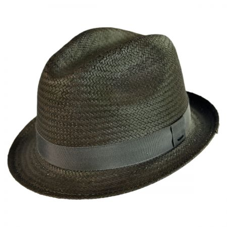 Bailey Wicket Lite Straw Fedora Hat