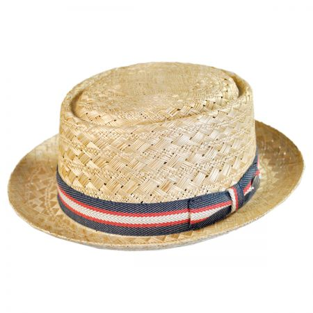 Bailey Bren Bao Straw Pork Pie Hat