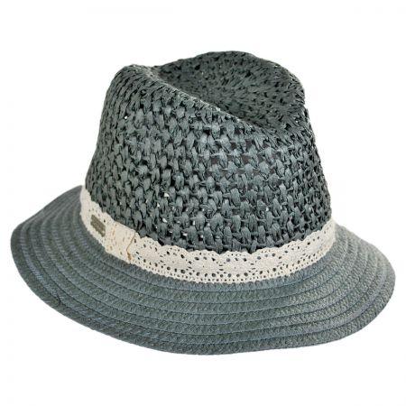 Betmar Peyton Fedora Hat