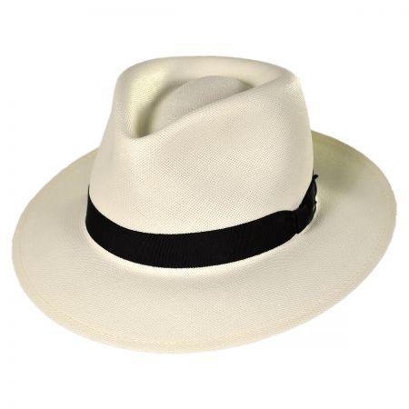 Bailey Konrath Premium Shantung Straw Hat
