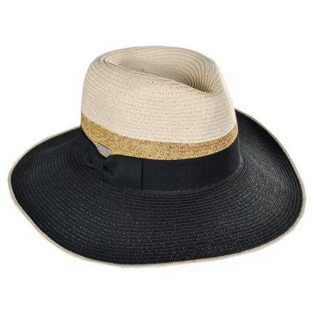 Betmar Bjorn Wide Brim Fedora Hat